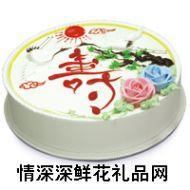生日蛋糕,松寿
