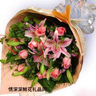深圳鲜花,爱?#26408;?#26159;你