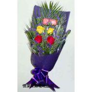 武汉鲜花,天长地久